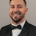Appalachian State University alumnus Kameron L. Radford '08, band director at Stuart W. Cramer High School in Cramerton. Radford is among 216 music educators recognized nationally as quarterfinalists for the 2021 Grammy Music Educator Award. Photo submitted