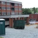 Sanford Hall Construction image