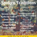 Spoken Traditions of Appalachia poster