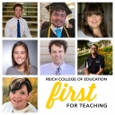 Student Teacher of the Year Finalists