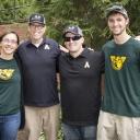 Appalachian State University's Team Sunergy is in Australia, assisting Chilean solar vehicle Team Antikari.