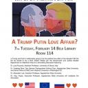 Trump Putin panel discussion