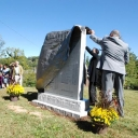 Sunday's dedication of the monument marking the historic black cemetery off of Howard Street in Boone caps a multi-year effort by the Junaluska Heritage Association to honor the gravesite of more than 160 African Americans.