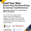Lead Your Way: Diversity Networking and Career Conference