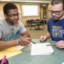 Appalachian State University Student Learning Center. Photo by Marie Freeman