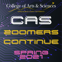 CAS Zoomers continue Spring 2021 graphic