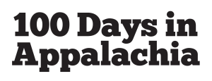 100 Days in Appalachia Logo