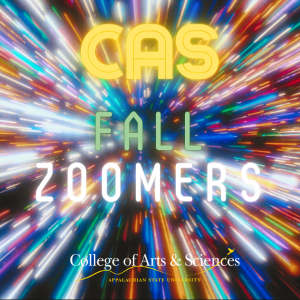Graphic for CAS Fall Zoomers