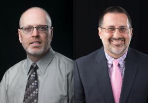 Dr. Richard Klima and Dr. Don Presnell