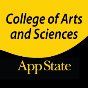 App State College of Arts and Sciences Logo