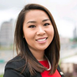 Anqi Zou, Talent Development & Engagement for the Enterprise Data Office at Truist Bank.