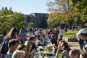 Community FEaST: Food Engagement and Storytelling