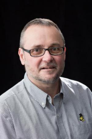 Dr. Bradley Nash Jr. headshot
