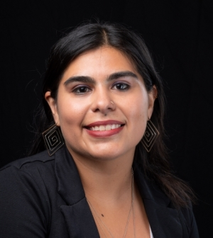 Dr. Felicia Arriaga, assistant professor, Department of Sociology. Photo by University Communications.