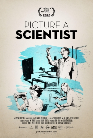 Picture a Scientist film poster