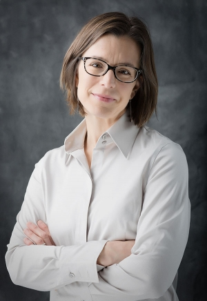 Dr. Dana E. Powell, assistant professor in the Department of Anthropology. Photo by Marie Freeman