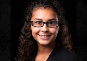 2020 Graduate, Alyssa Rodriguez named the 2020 recipient of Appalachian's Kenneth E. Peacock Spirit of ACCESS Award