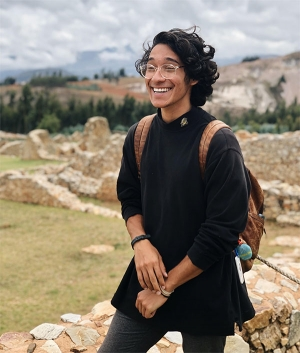 App State grad applies psychology degree to help youth through the Peace Corps