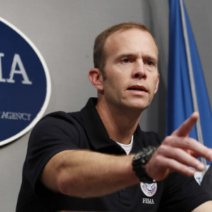 Current Executive Chairman of Hagarty Consulting and Former Federal Emergency Management Agency (FEMA) Director Brock Long '97 '99. Photo Submitted.