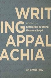 Writting Appalachia Book Cover